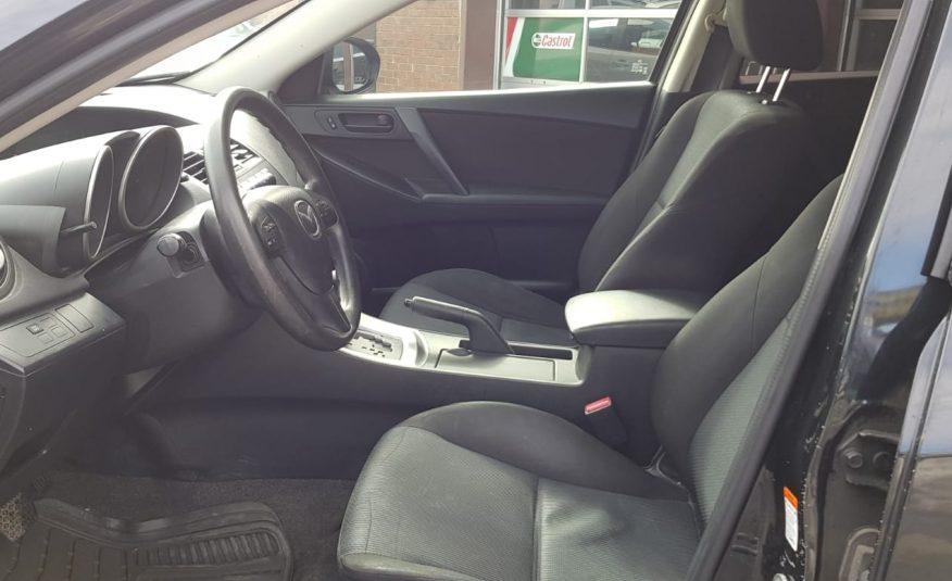 2011 Mazda 3 GX Hatchback