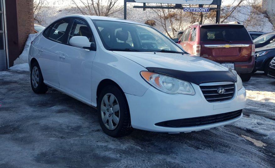 2009 Hyundai Elantra GL
