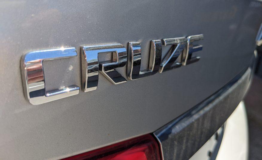 2013 Chevrolet Cruze LS – Manual