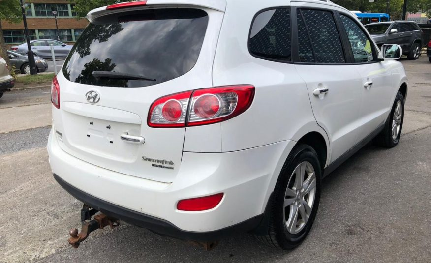 2010 Hyundai SANTA FE LIMITEE