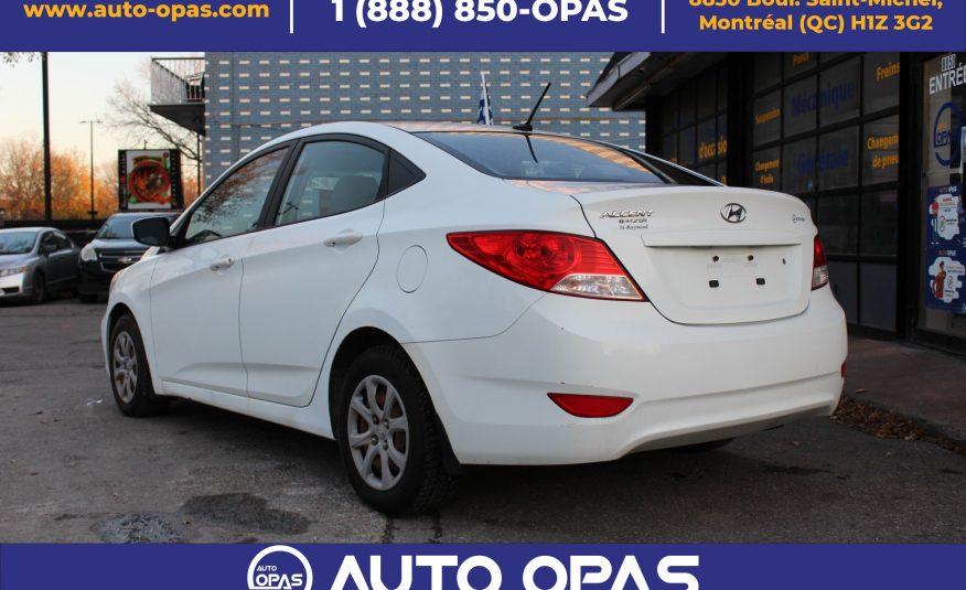 2012 Hyundai ACCENT L