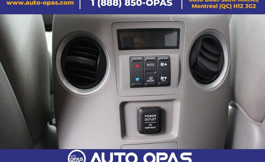 2009 Honda Pilot EX-L AWD